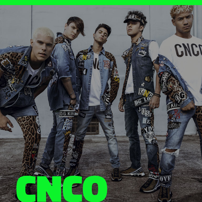 Click here to visit the CNCO store!