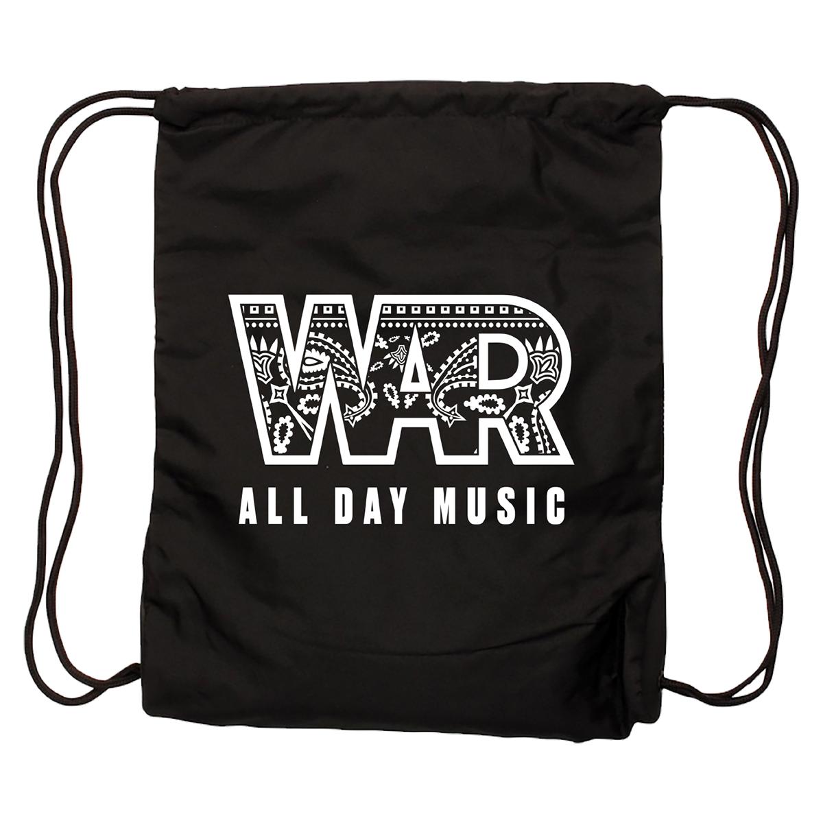 War Tour Cinch Bag