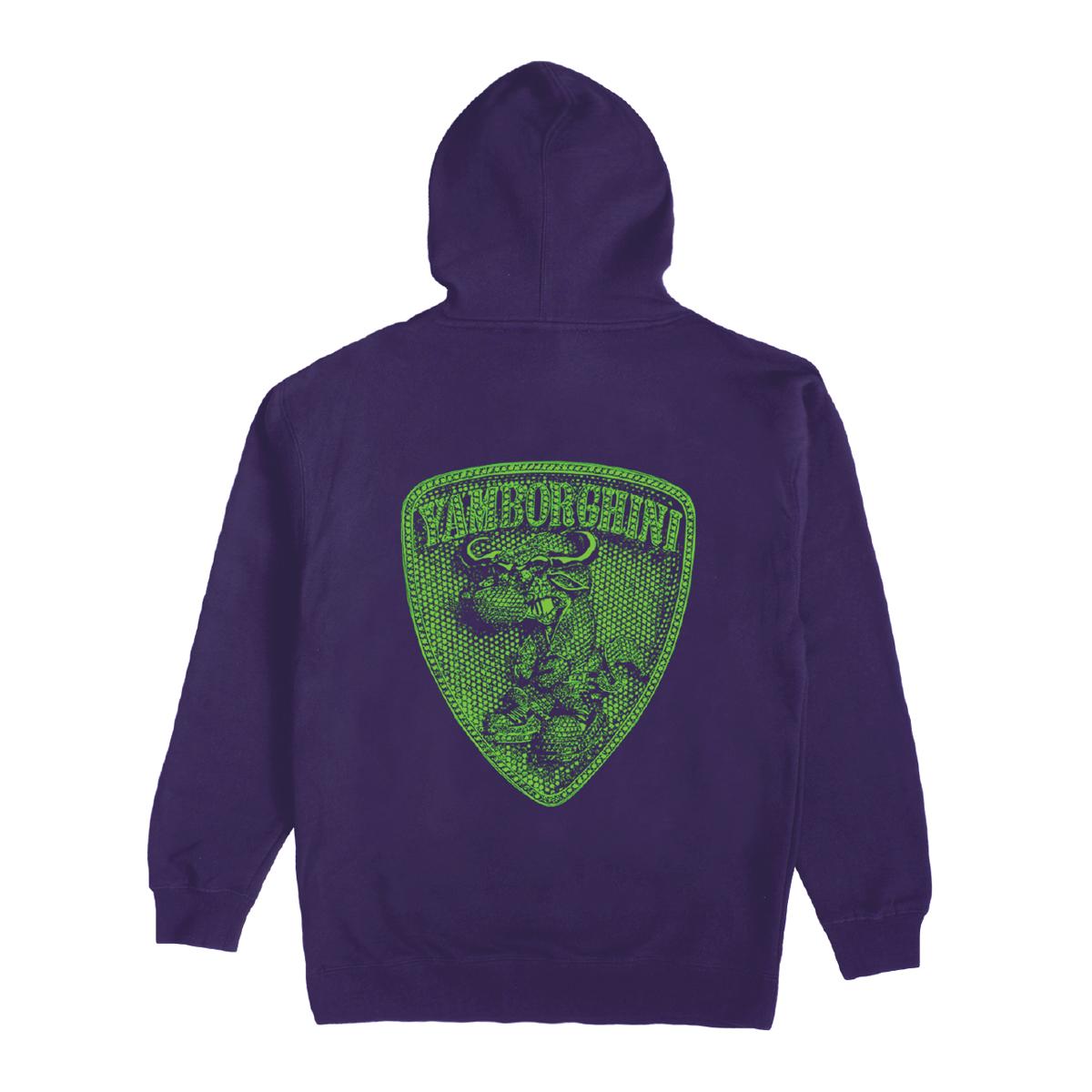 A$AP Ferg Yamborghini High Pullover Hoodie