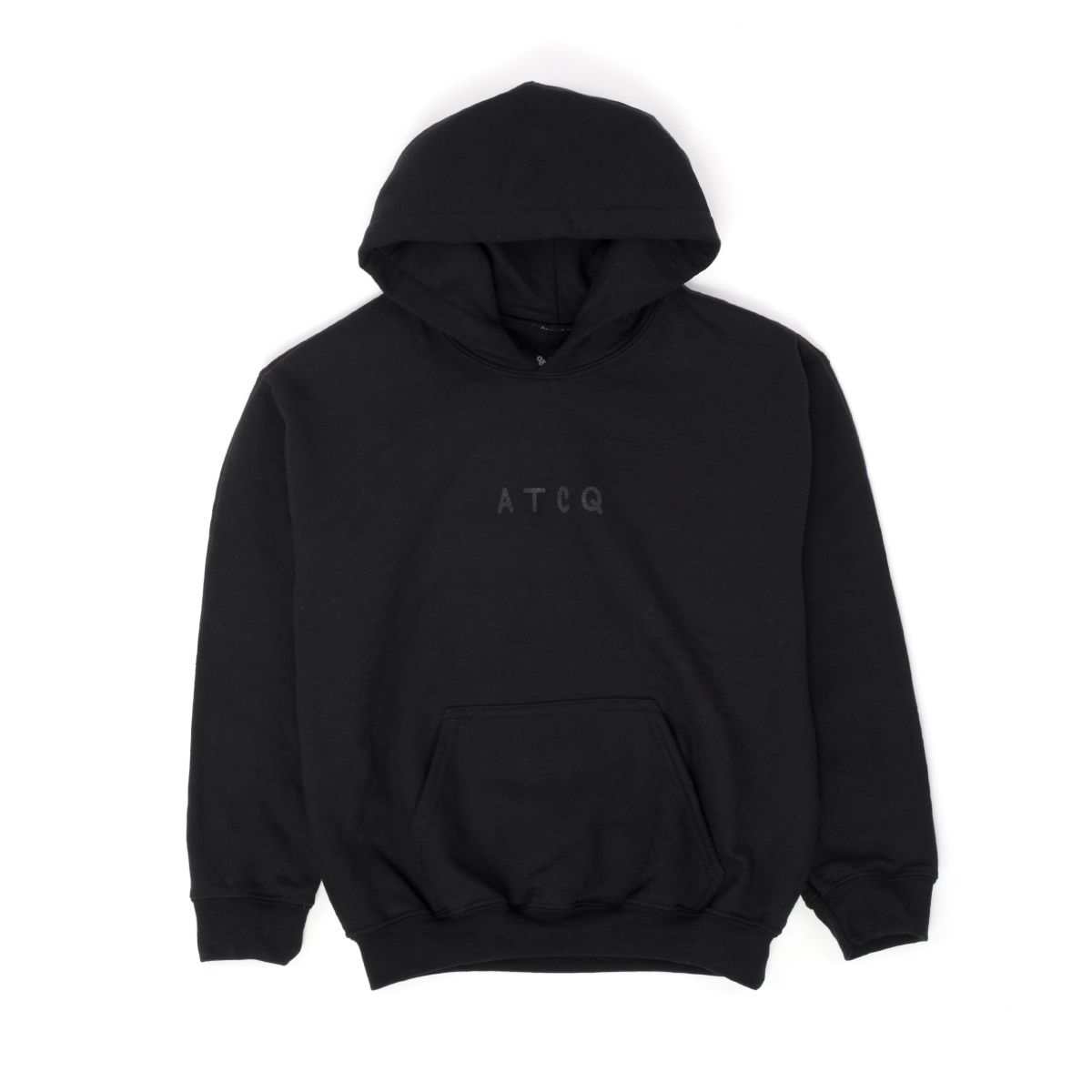 A Tribe Called Quest High Gloss Raining Figures Youth Black Hoodie