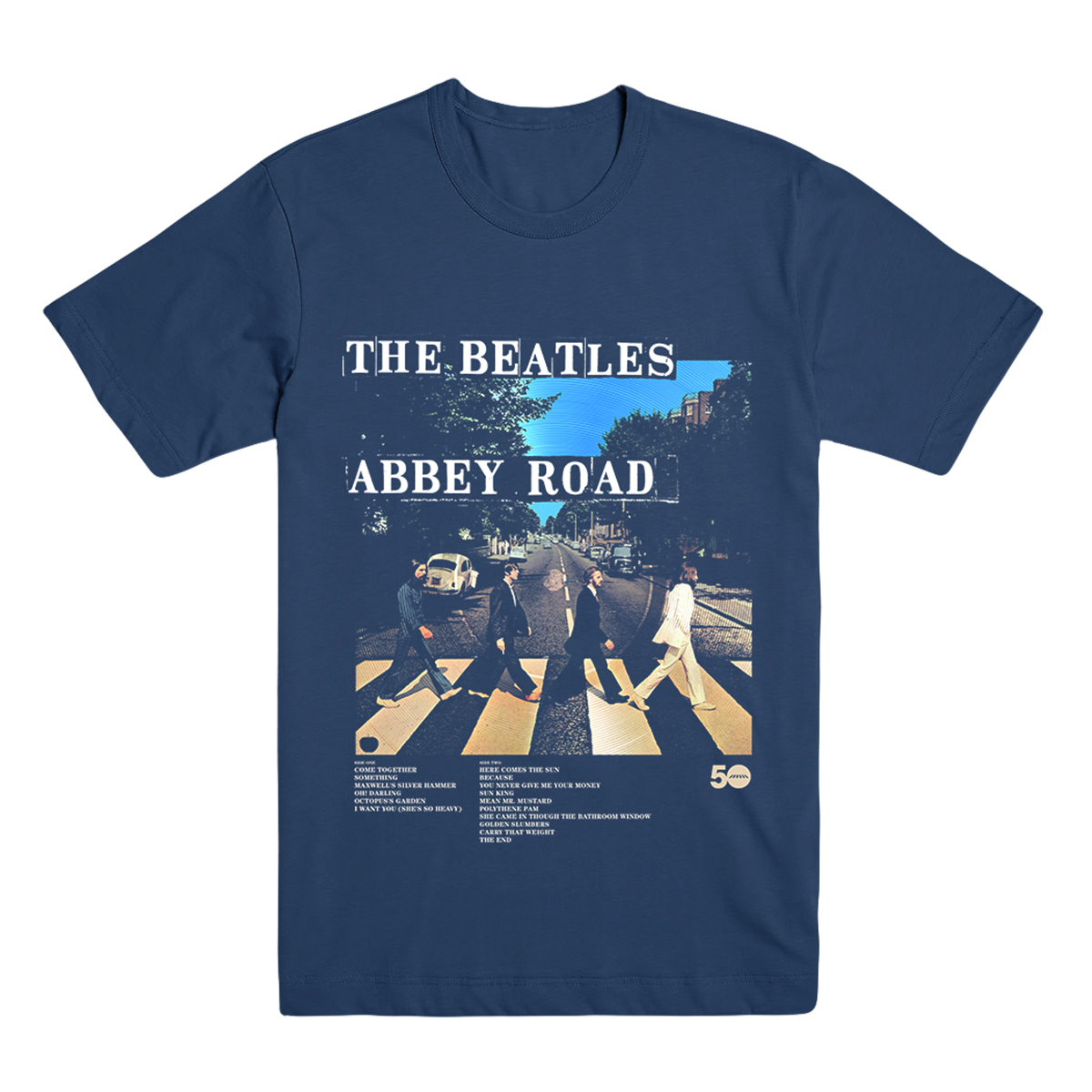 Abbey Road 50th Anniversary Tee