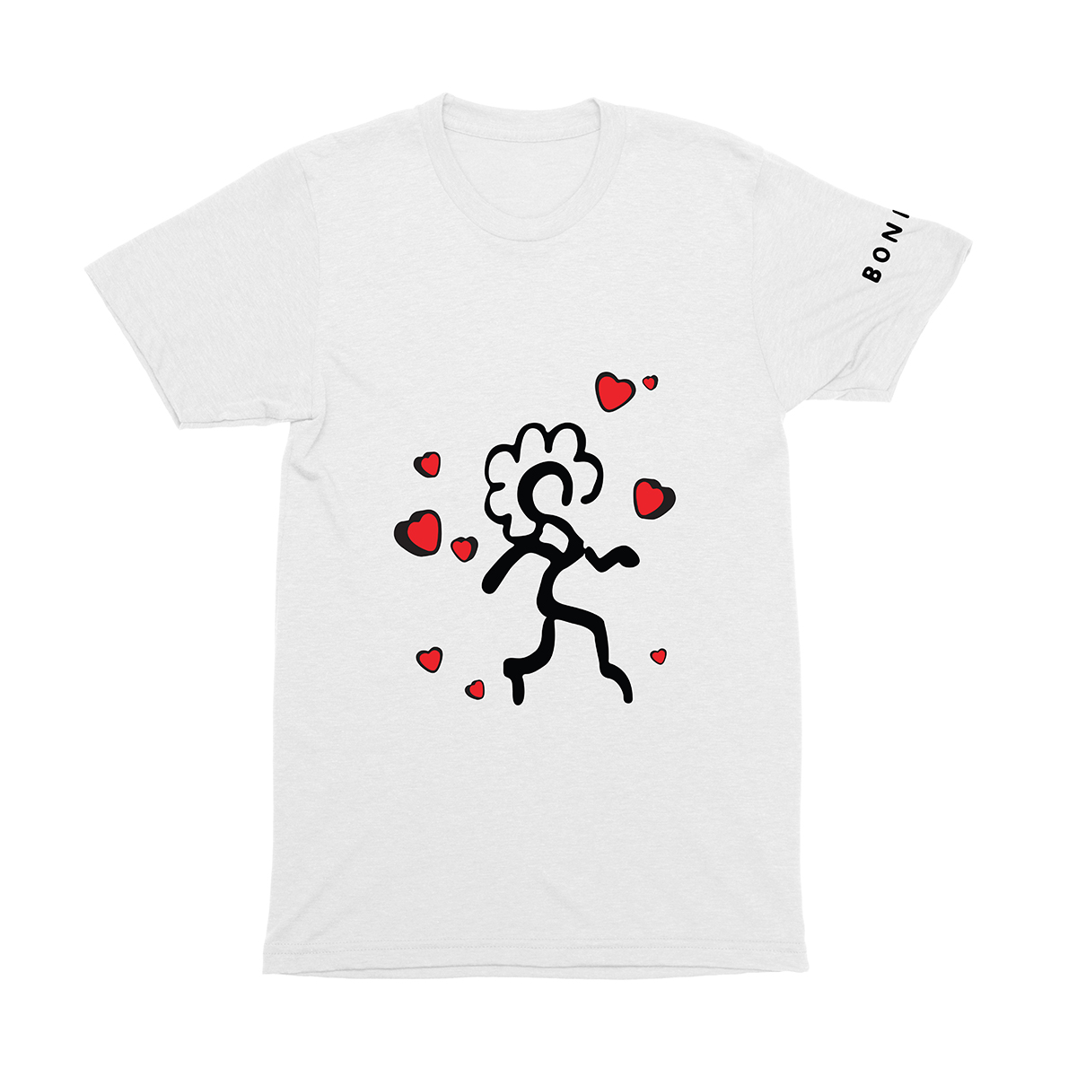 A Tribe Called Quest Lady Bonita V-Day T-shirt