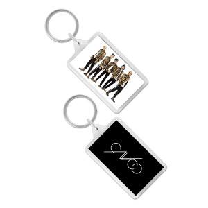 CNCO - Photo Acrylic Keychain
