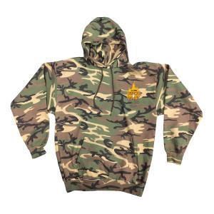 A$AP Ferg Turnt & Burnt Hoodie