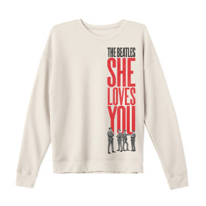 She Loves You Crewneck
