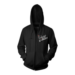 Joan Jett and The Blackhearts Zip-Up Hoodie