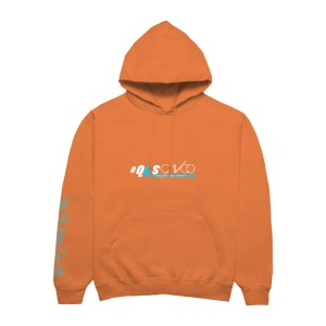 QQS Photo Orange Hoodie