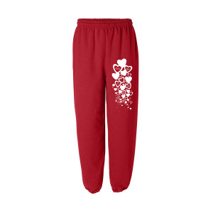 A Tribe Called Quest Raining Hearts Sweatpant