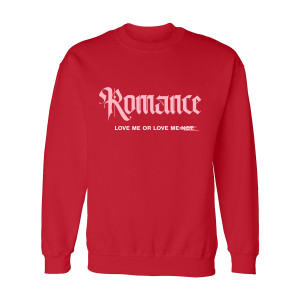 My Oh My! Red Long-Sleeve Tee