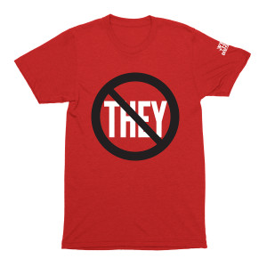 Stay Away From They T-shirt