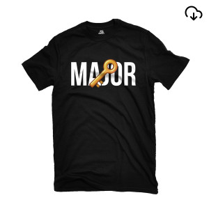Major Key T-Shirt + Father of Asahd Album Download