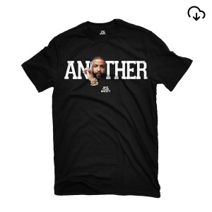 Another One Face T-Shirt + Father of Asahd Album Download