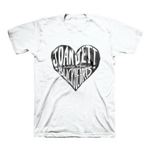 White Heart T-shirt