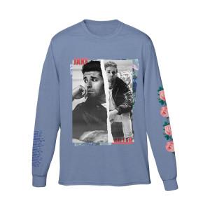 Tour 2019 Blue Longsleeve Shirt