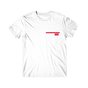 finding it hard to smile tour t-shirt