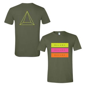 Maluma Pyramid T-Shirt