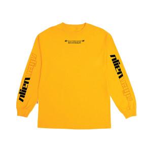 Morgan Saint ALIEN Long Sleeve T-shirt