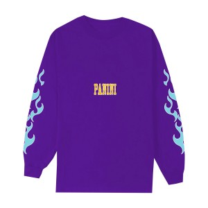 Panini Long Sleeve Tee + 7 EP Digital Download
