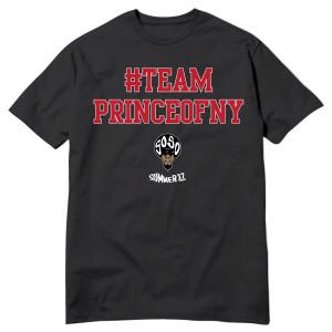 Team Prince of NY T-shirt