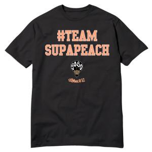 Team Supa Peach T-shirt
