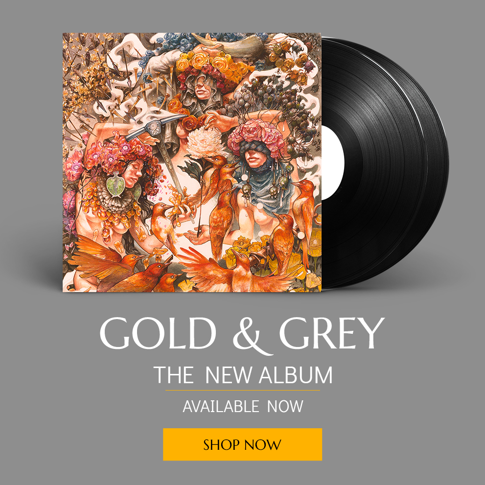 Gold & Grey | Album Available Now