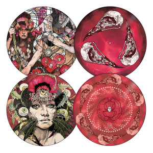 The Red Album Picture Disc