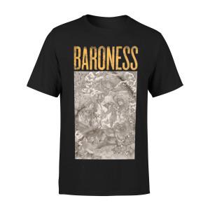 Gold & Grey Album Cover T-Shirt