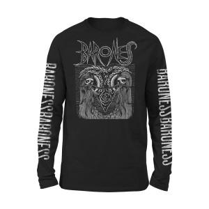 First EP Black Long sleeve T-Shirt