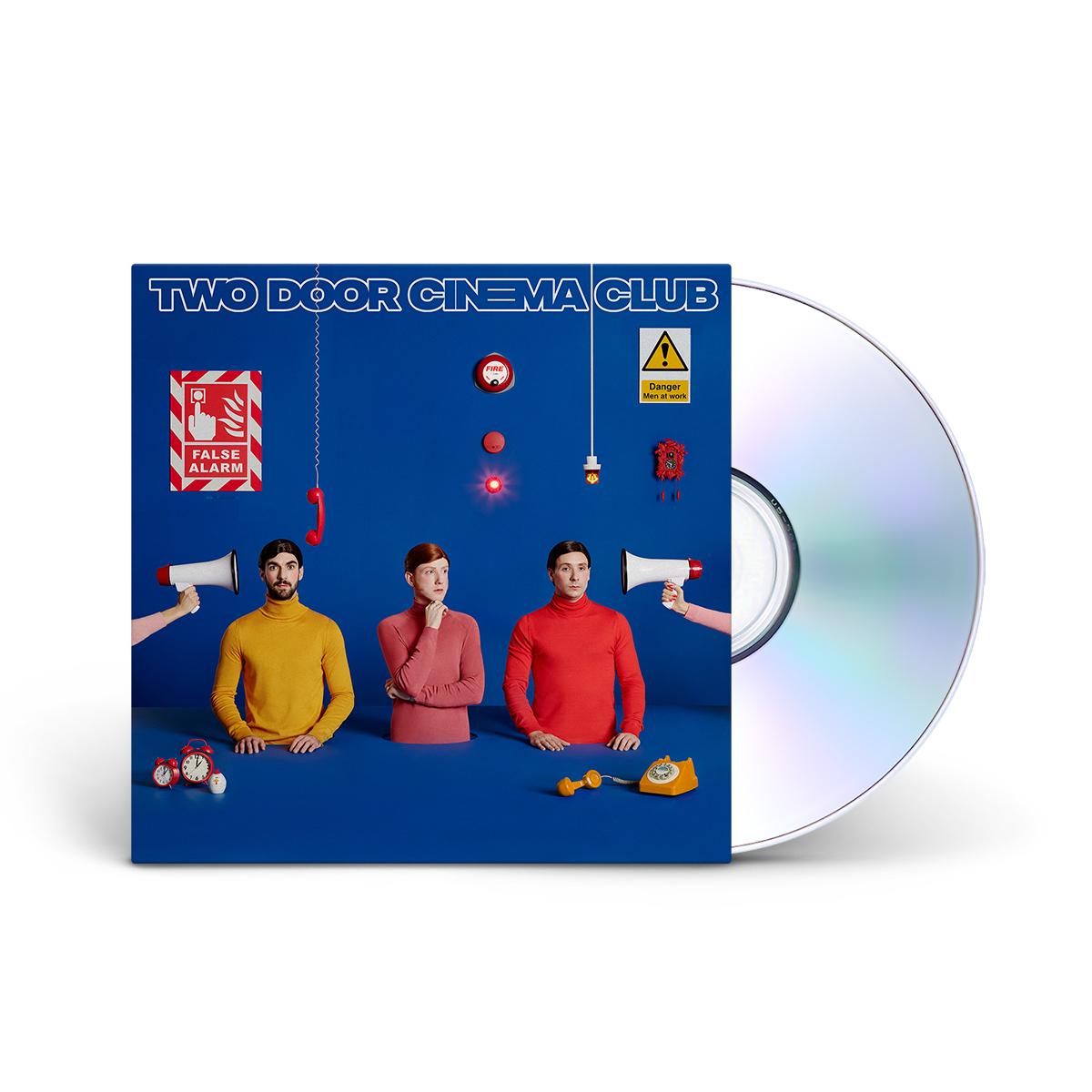 False Alarm CD