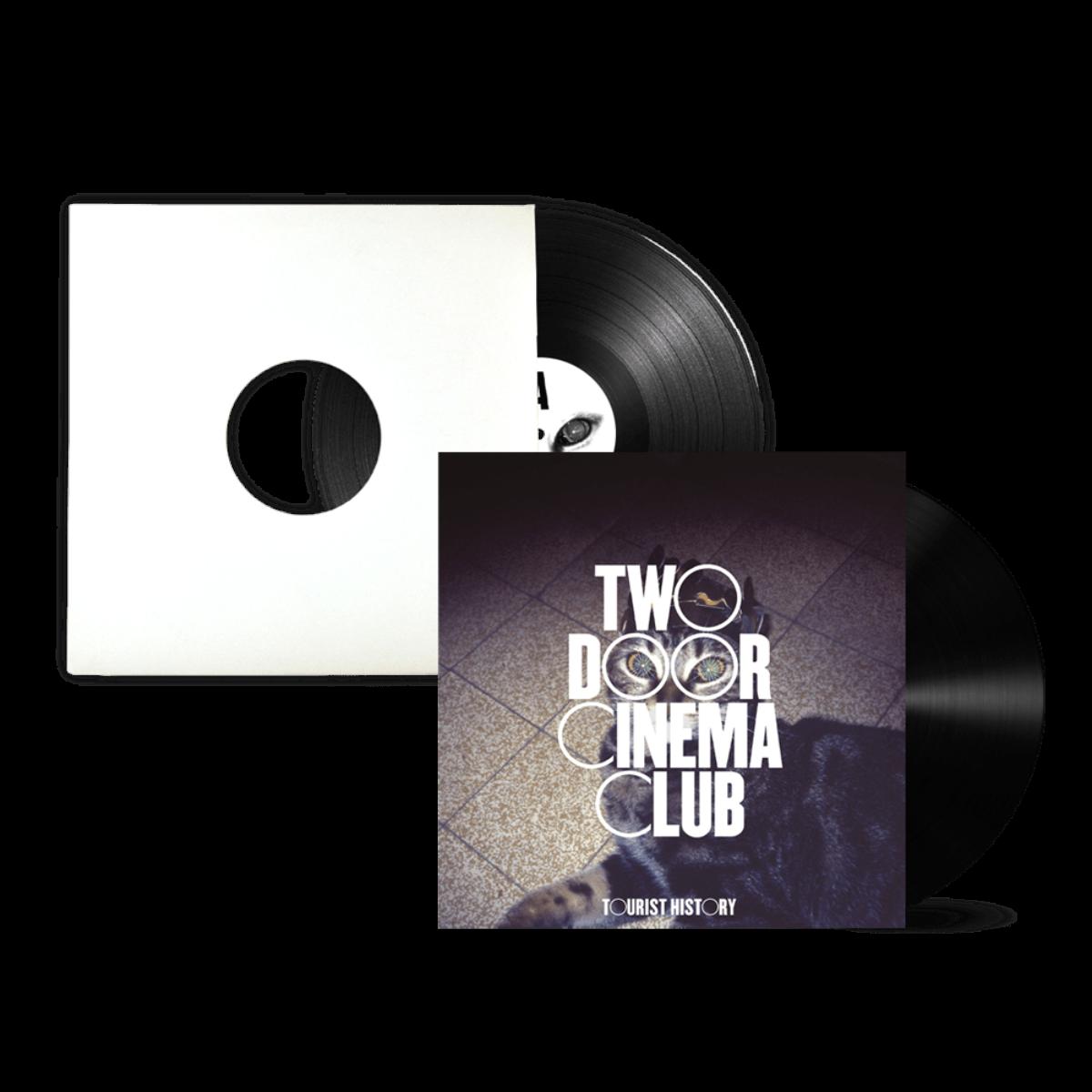 Tourist History Vinyl + Remix EP 12-Inch