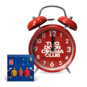 False Alarm Digital Download + Alarm Clock