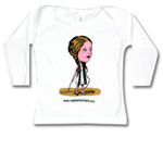 Natalie Merchant - Milk Can Baby Tee