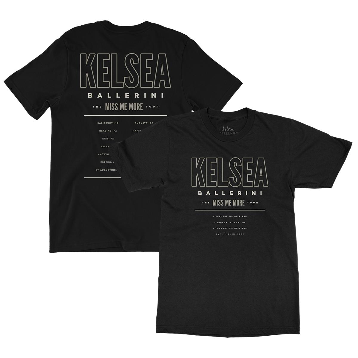 Miss Me More Tour Dateback T-Shirt