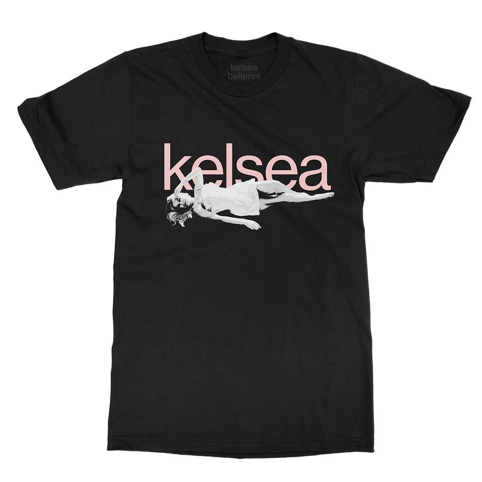 kelsea Album Cover Black T-Shirt
