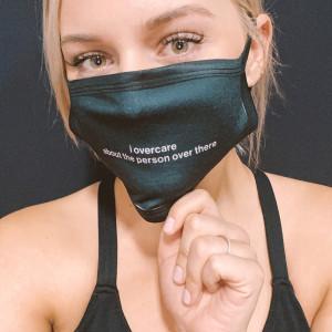I Overcare Face Mask