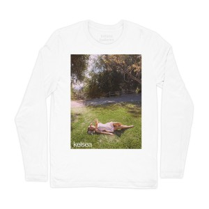 kelsea Album Cover White Longsleeve T-Shirt
