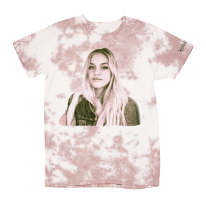 Limited edition the other girl tie dye tee