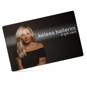 Kelsea Ballerini eGift Card