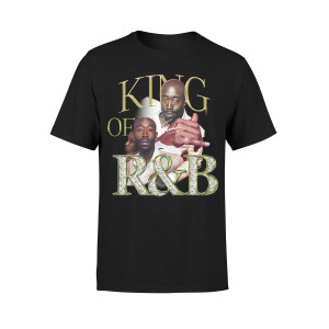 Freddie Gibbs King Of R&B Tee (Black)