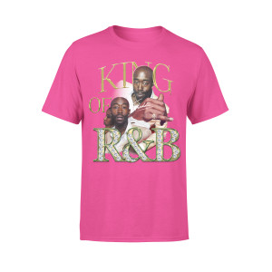 Freddie Gibbs King Of R&B Tee (Pink)