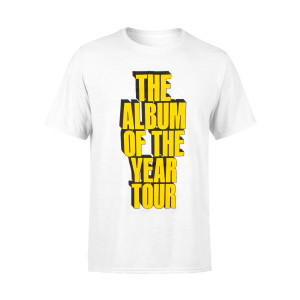 The Album Of the Year Tour Tee