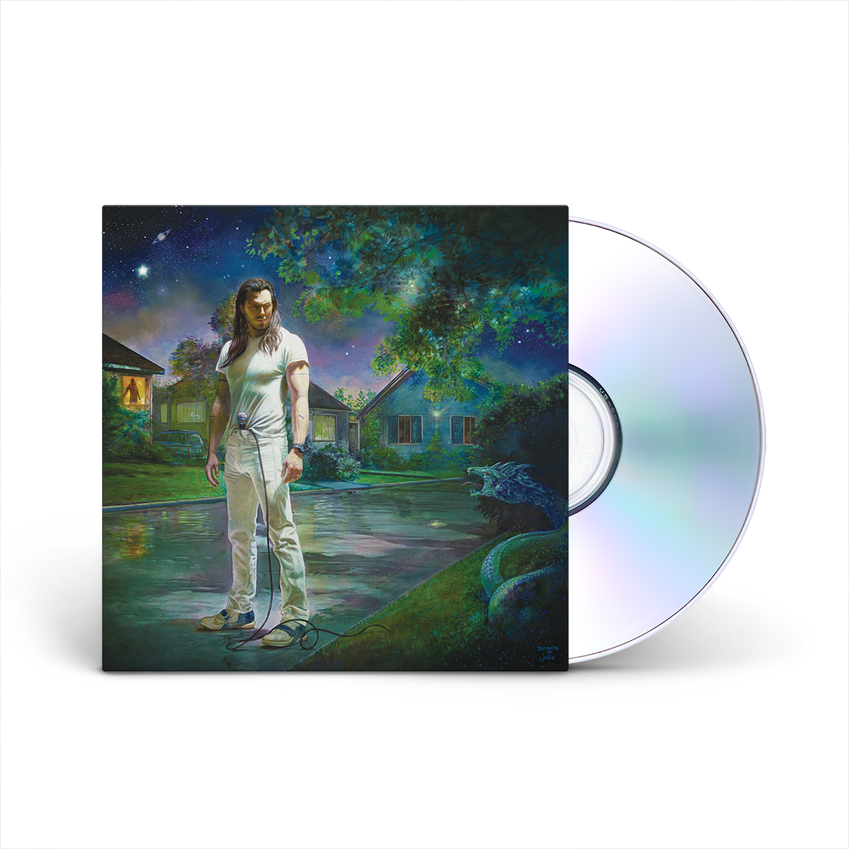 Andrew W.K. - You're Not Alone CD