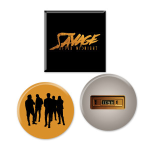 Savage After Midnight - 11:59 Button Pack