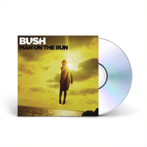 Bush - Man on the Run (Deluxe) CD