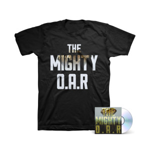 O.A.R. - The Mighty CD + T-Shirt