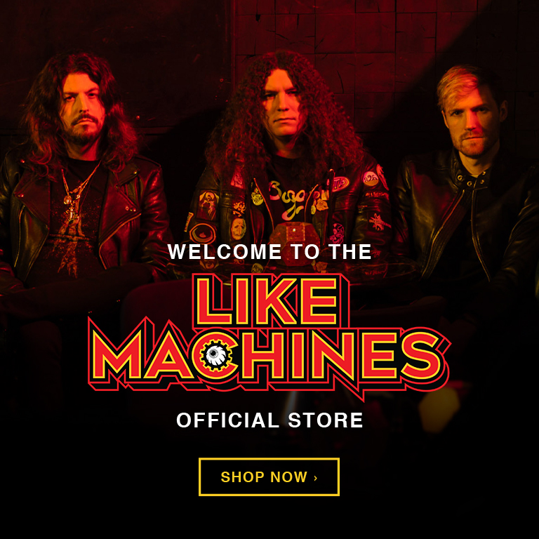 Welcome to the official Like Machines store