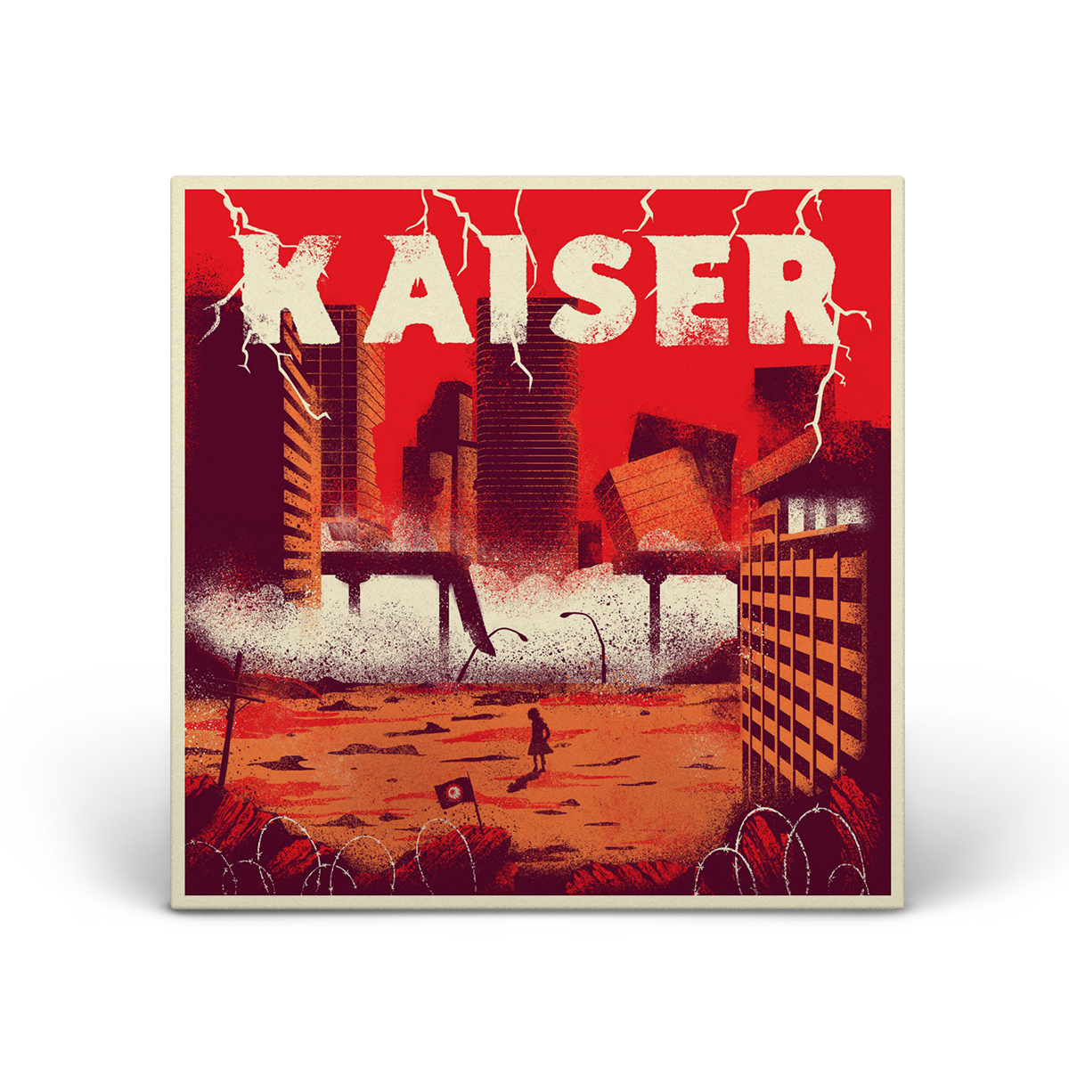 Kaiser - Single (MP3 Digital Download)