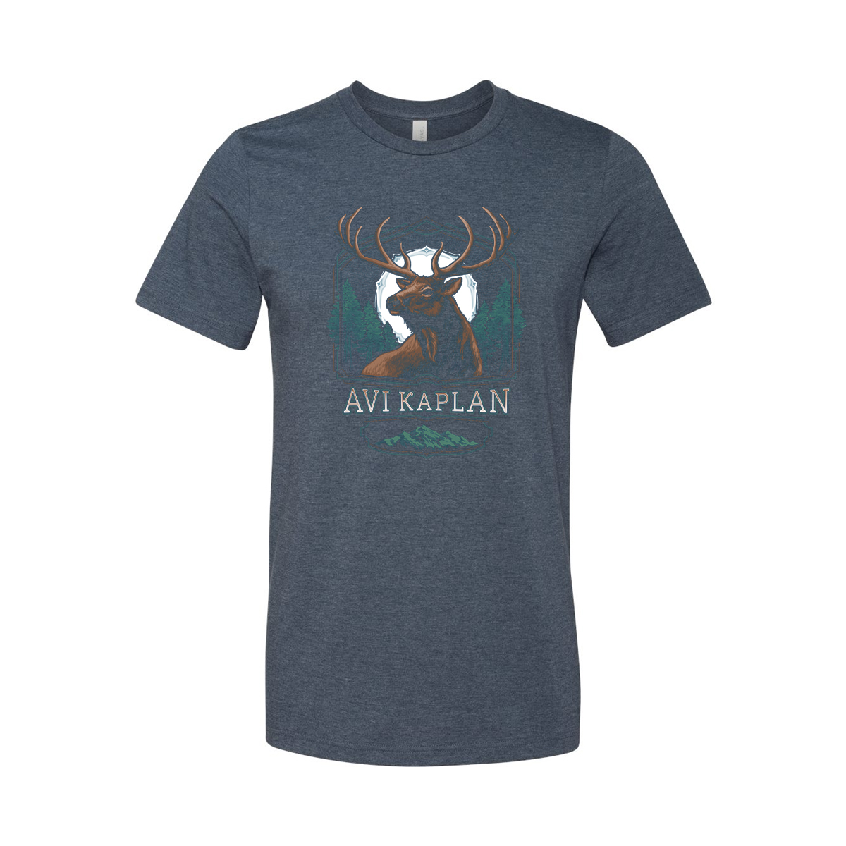 Stag Tee