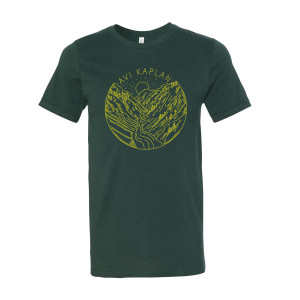 Green Mountain Tee