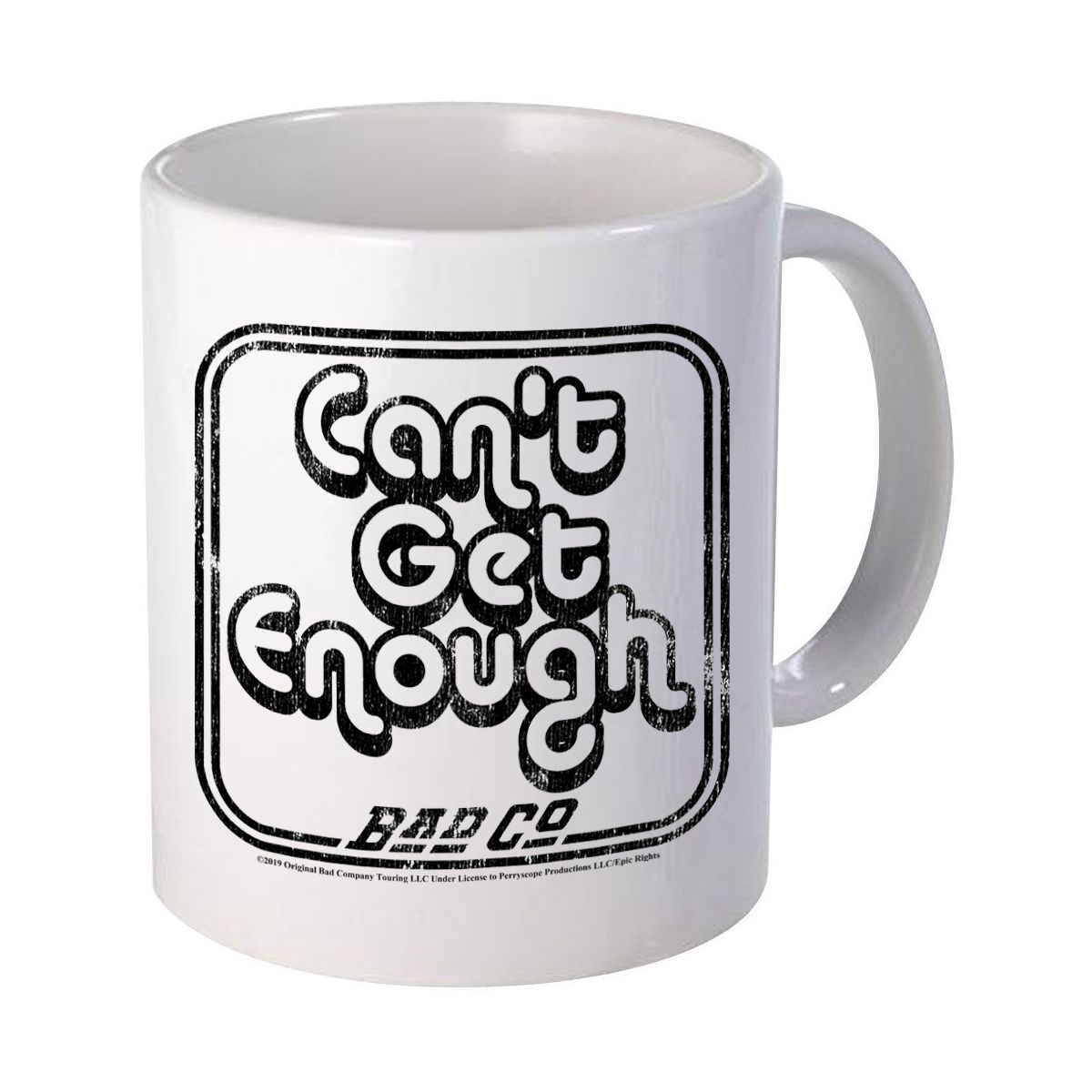 Can't Get Enough Mug